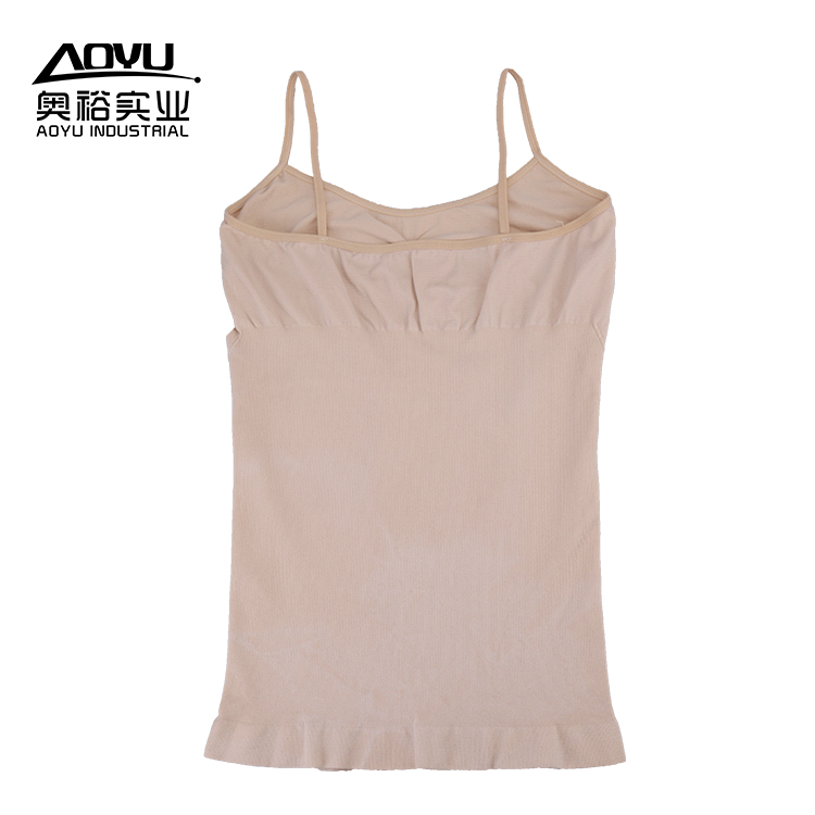 Cheap  Women Seamless Slimming Camisole Tank Tops