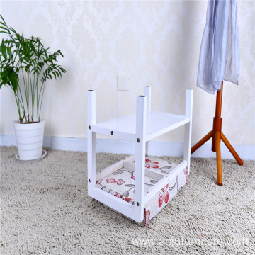 Low-cost wholesale China-made environmentally friendly wooden shoes for living room stools