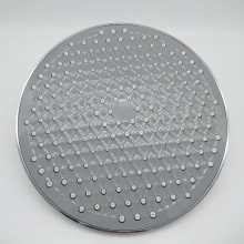 Snowflake Round Rain Shower Head