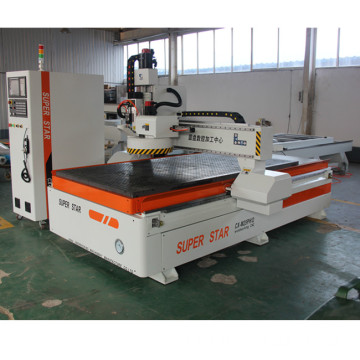 ATC cnc router wood cutting machine