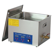 Benchtop ultrasonic cleaning machine