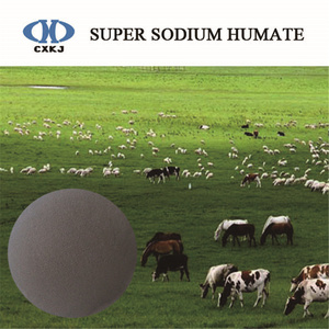 humic acid salt for animal