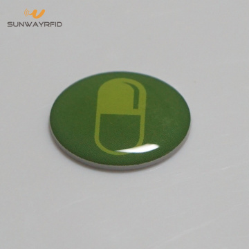 25mm 13.56mhz/125khz nfc rfid epoxy tag