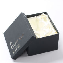 Jewelry Earring Gift Packaging Box with Sponge Insert
