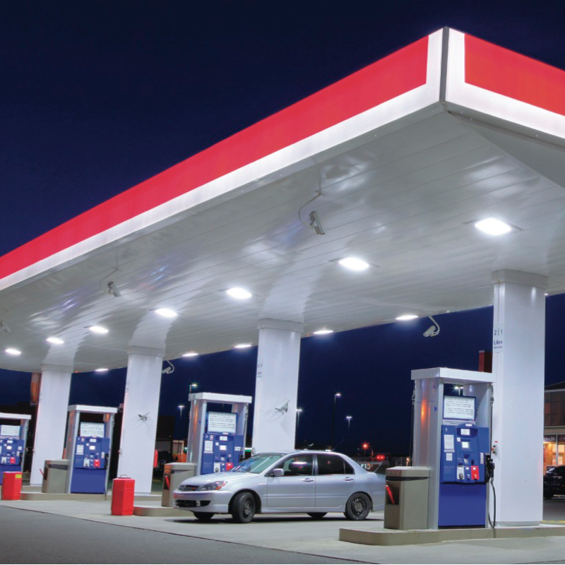 Led Petrol Station Lighting (24)