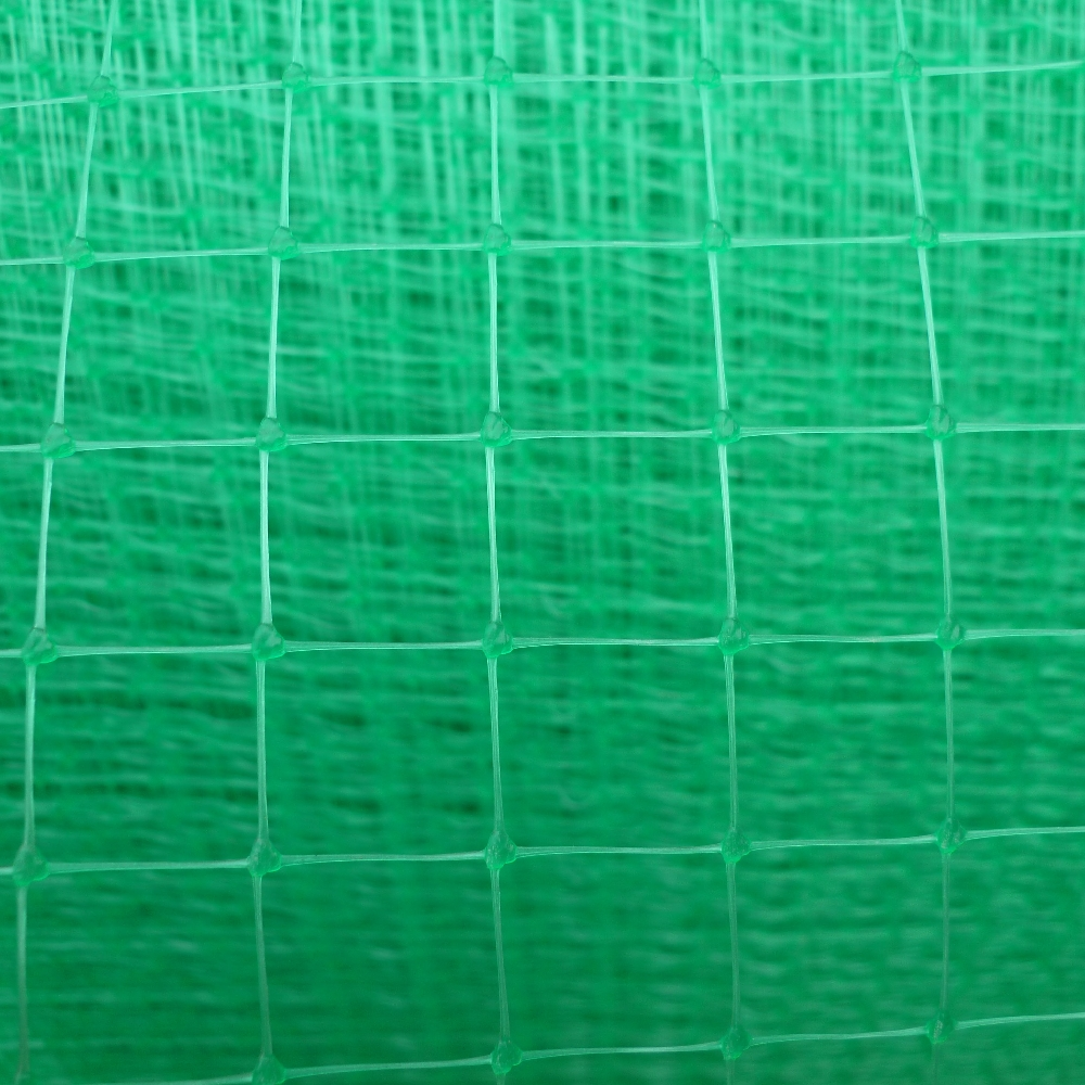 Plastic Square Mesh Anti Bird Net