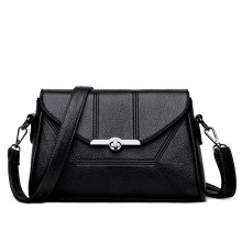 Medium size light weight PU woman bags