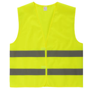 Low price for Work Safety Vest Hot sell polyester wholesale reflective warning vest export to Papua New Guinea Importers