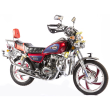 Popular Design for 150Cc Sport Motorcycle HS150-3A 150cc Gas Motorcycle 2 Wheeler with mp3 export to Italy Manufacturer