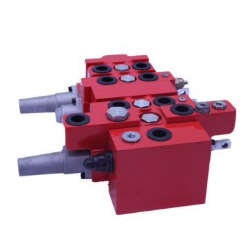 excavation machinery sectional valve