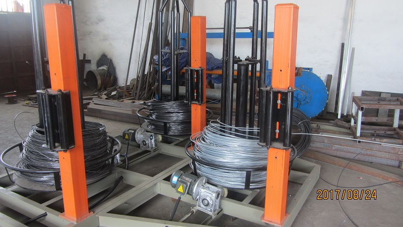 steel rods truss mesh machine for building (4)