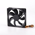 Mini liquid cooling black ultra quiet fan