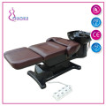 Hair salon equipment shampoo bed