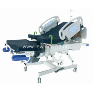 gynecology delivery mutifunctions birthing bed