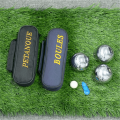 Petanque Metal Balls Bocce Set of 3 Pieces