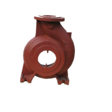 Customized Cast Iron Water Pump Housing