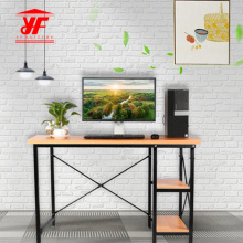 New Best Office Computer table with shelves