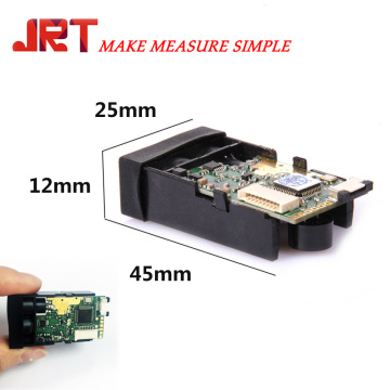 laser rangefinder sensor with rs232