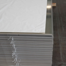 Excellent quality for 5000 Series Aluminum Sheet Noised absorbed wall/ sound barrier aluminum 5A03 alloy export to St. Pierre and Miquelon Factories