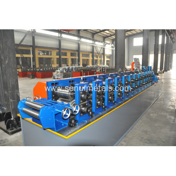 High Accuracy Stud and Track Production Line