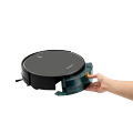 Seamless navigation robot vacuum cleaner