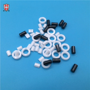 white black zirconia ceramic micro parts components