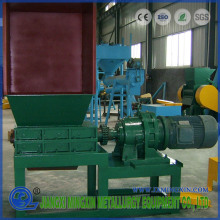 Widely Use Metal Shredder Machine for Copper Wire and HDD