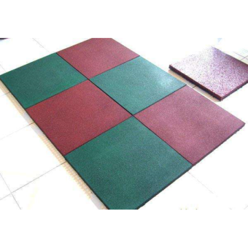 crossfit recycled rubber gym floorings