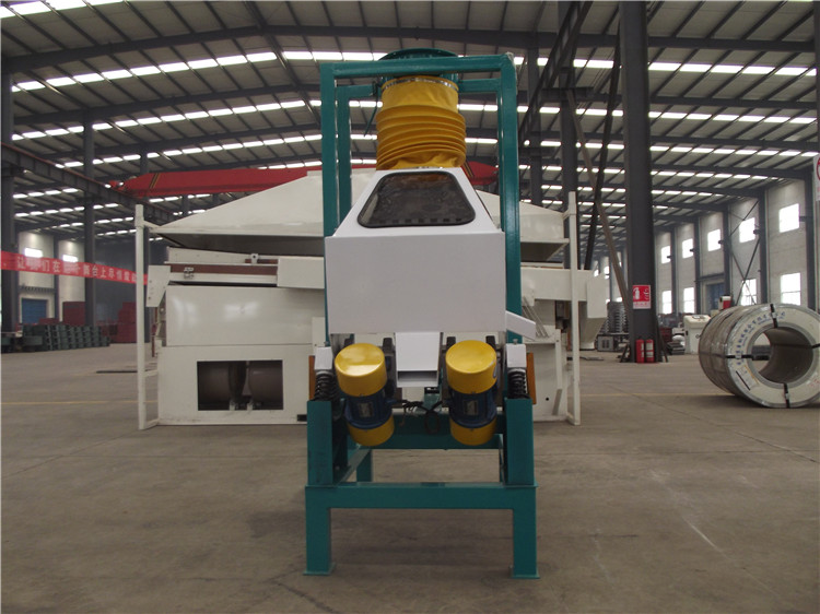 Fonio Maize Stone Separator Machine