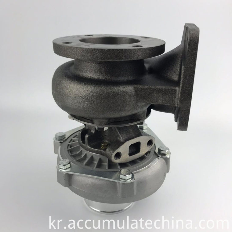 Agricultural Machinery Parts Turbocharger B