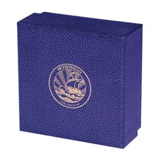 Gold hot stamping Packaging Box for Gift