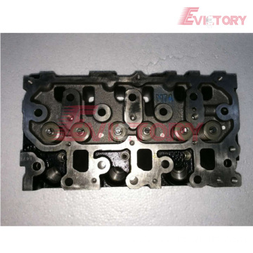 3TNA66 cylinder head block crankshaft connecting rod