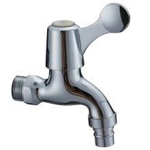 China for Brass Kitchen Faucets Washing Machine Taps with DN15 Connection Joint export to Portugal Manufacturer
