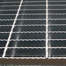 Galvanized Anti Slip Steel Grid
