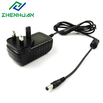 DC 12V 2Amp 24W power plug adapter