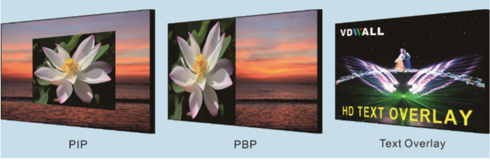 led screen video processor