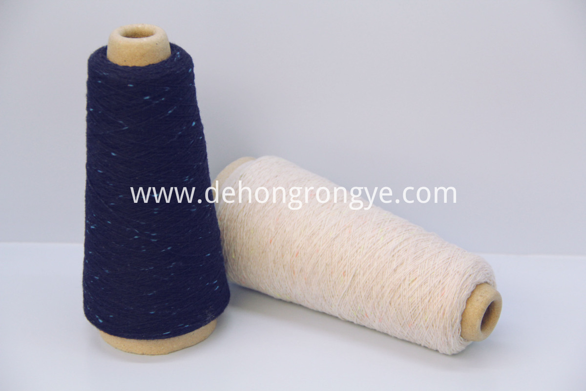 woolen wool knitted yarn
