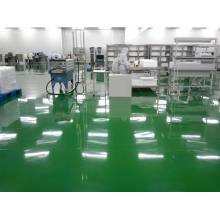 Laboratory super wear resistant epoxy flat coating