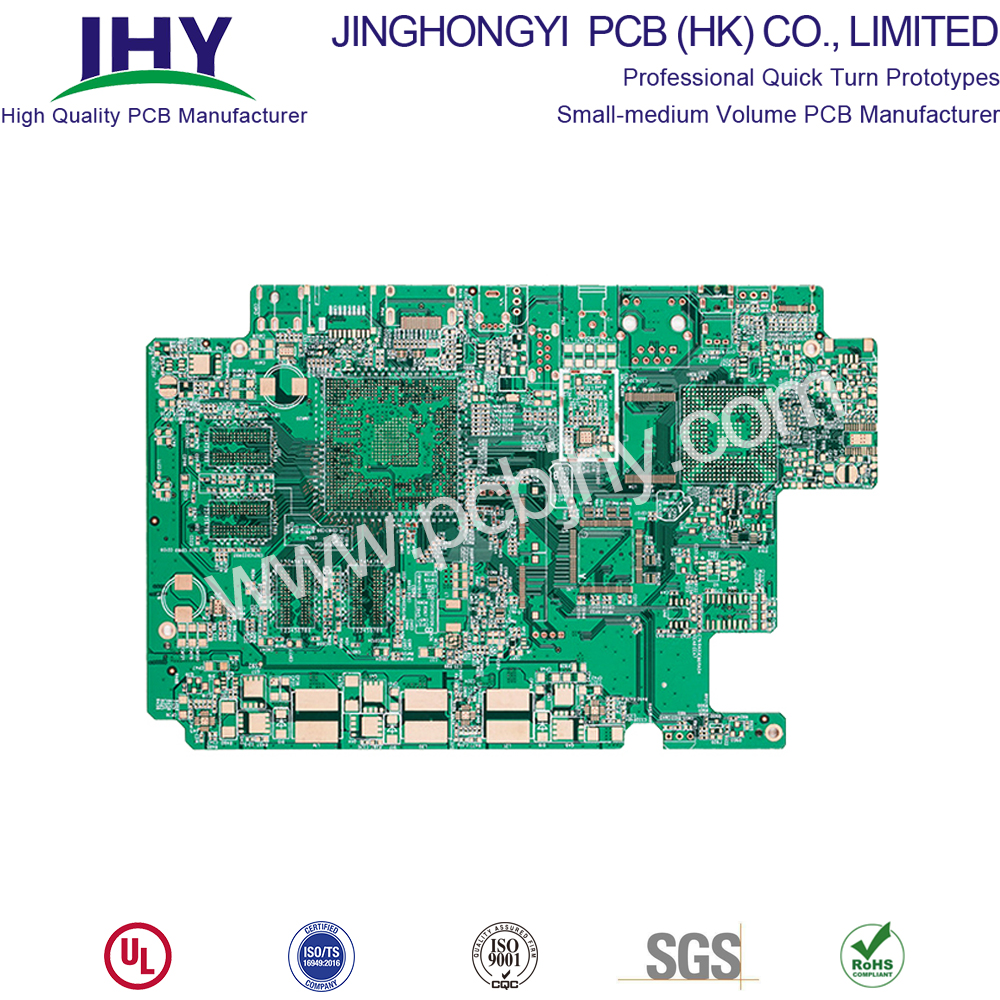 4 Layer BGA PCB China Manufacturer