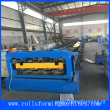 Floor deck rolling machine good quality