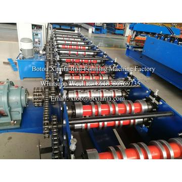 Metal Cable Tray Panel Roll Forming Machine