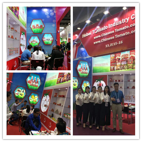 CANTON FAIR- tomato paste
