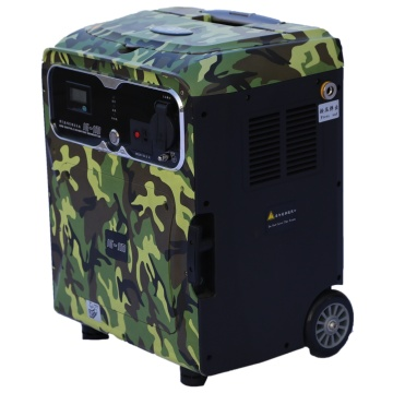 1KW Inverter Gas Powered Camping Generator