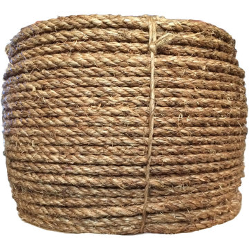 100% Natural Brown Jute Hemp Rope