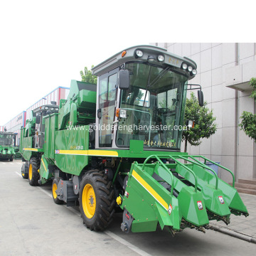 small corn maize combine harvester price