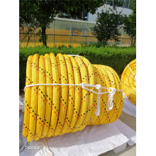 China for Uhmwpe Composite Fiber Rope 8/12-Strand PP&PET Mixed Rope 220M Length supply to Equatorial Guinea Importers