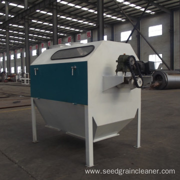 Wheat Maize Paddy Seed Grain Pre Cleaner