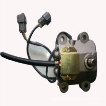pc200-5 excavator throttle motor 7824-30-1600
