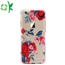Customized for TPU Phone Cover Printed Flower/Lip Shape Printed TPU Phone Case export to Germany Suppliers