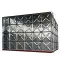 Galvanzied Steel Sectional Panel Wasserspeichertank